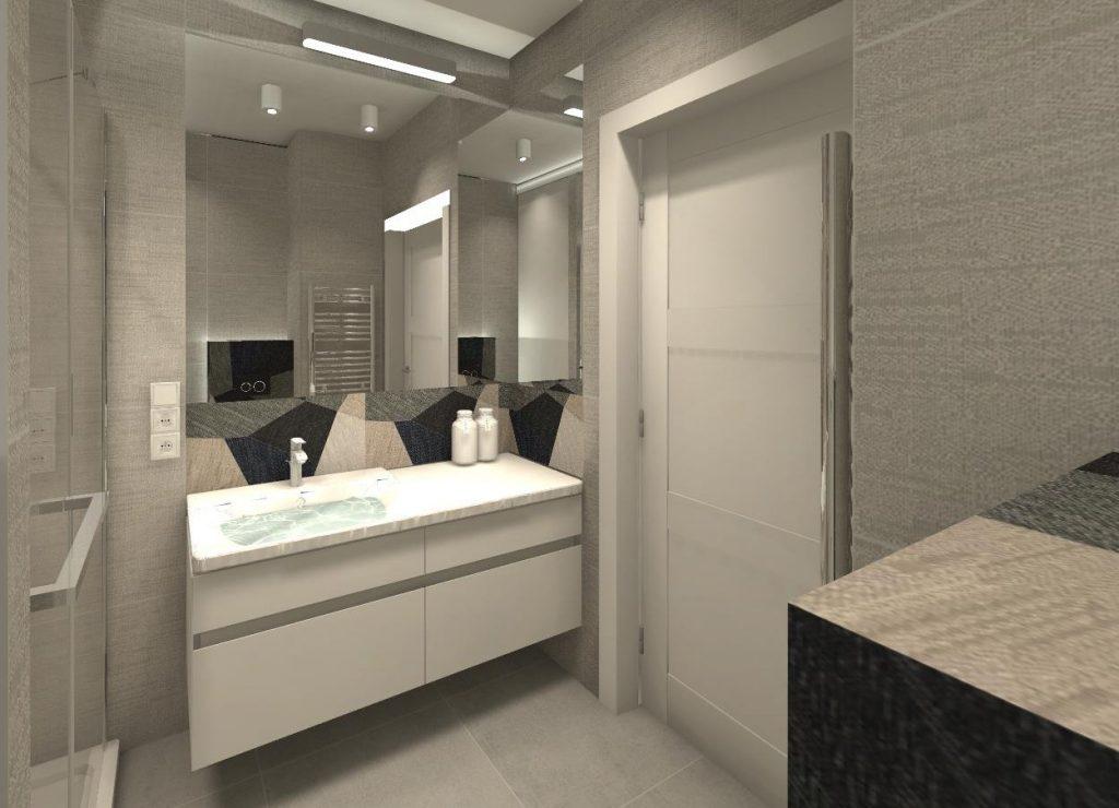 Projekt łazienki pod klucz w standardzie wchodzisz i mieszkasz