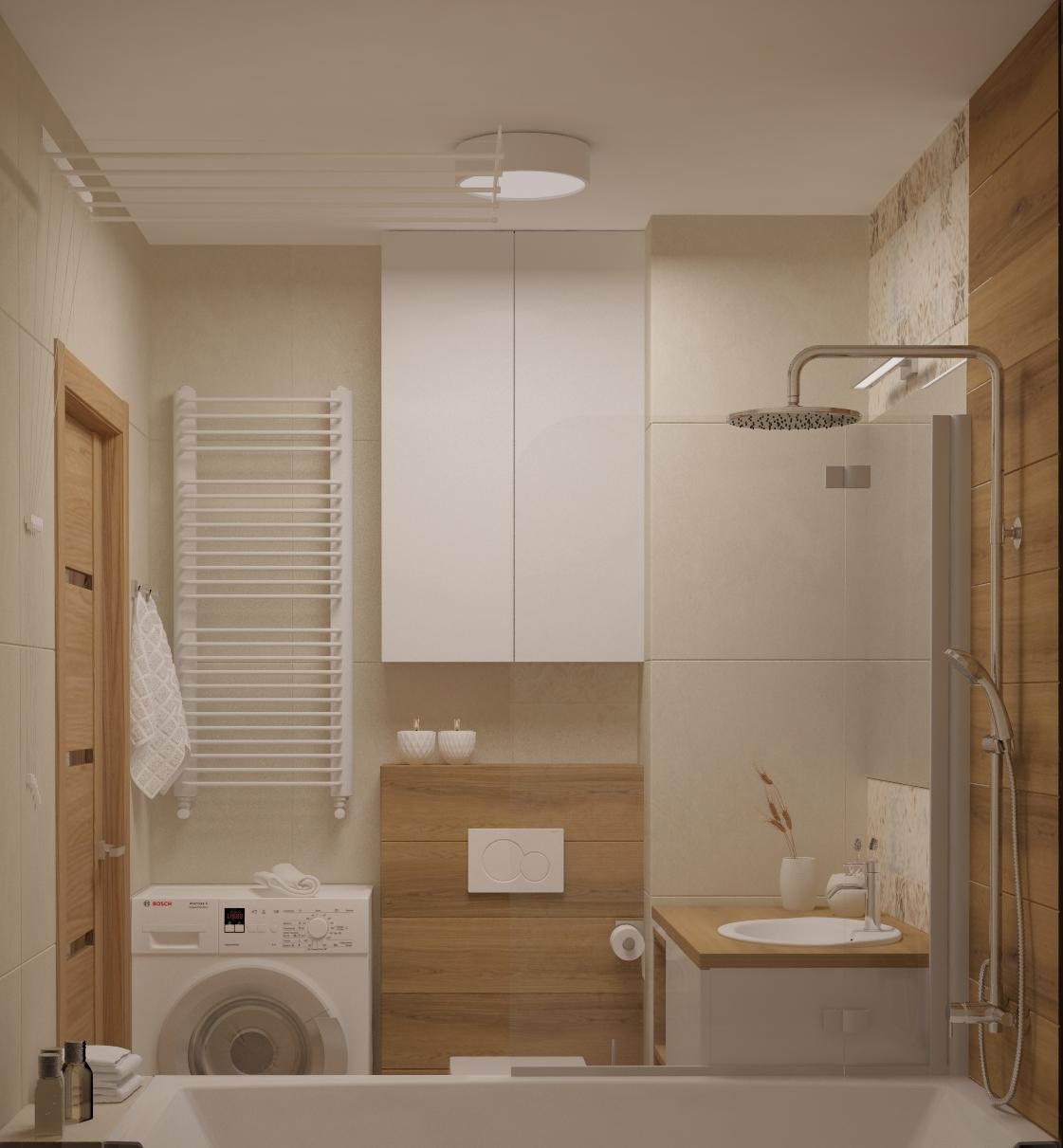 Łazienka pod klucz. Projekt łazienki SaniWell
