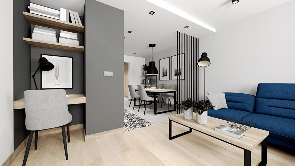 SaniWell-Czarnowiejska 21. Mieszkania pod wynajem. Apartamenty pod klucz w Krakowie.